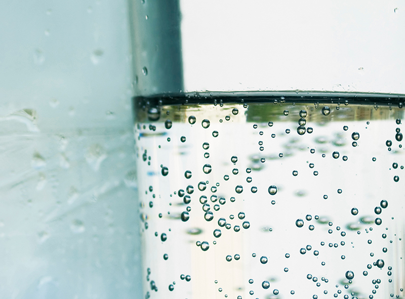 UPPSでは、今話題の、水素水飲み放題!*1